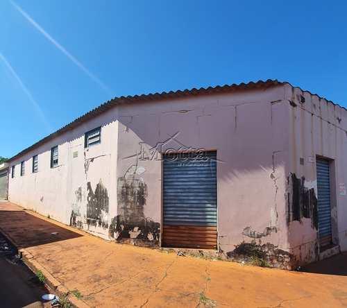 Sala Comercial, código 1148 em Cravinhos, bairro Jardim Independência