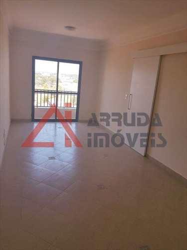 Apartamento, código 42013 em Itu, bairro Parque Nossa Senhora da Candelária