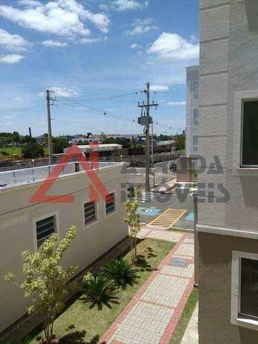 Apartamento, código 42001 em Itu, bairro Condomínio Residencial Parque Ilha das Flores