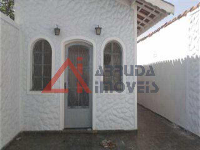Casa em Itu, bairro Jardim Padre Bento