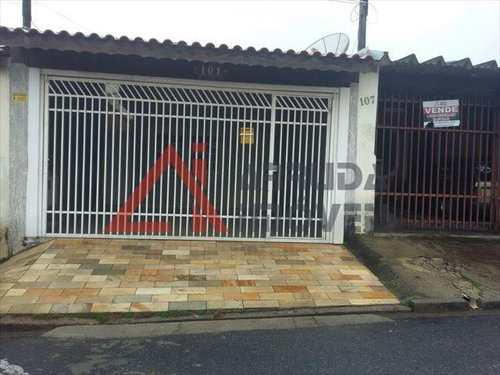 Casa, código 41895 em Itu, bairro São Luiz