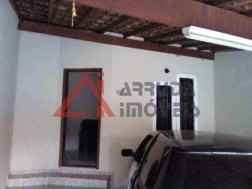 Casa, código 41933 em Itu, bairro Vila Leis
