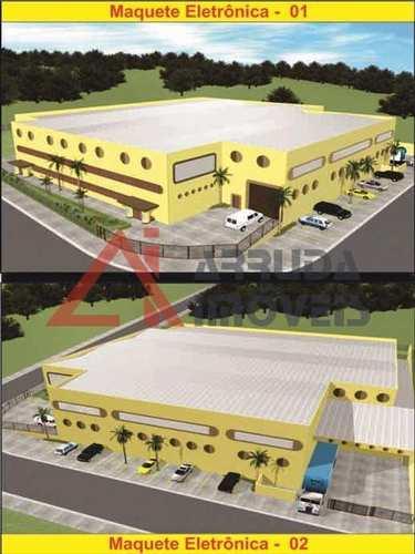 Galpão, código 41875 em Indaiatuba, bairro Distrito Industrial João Narezzi