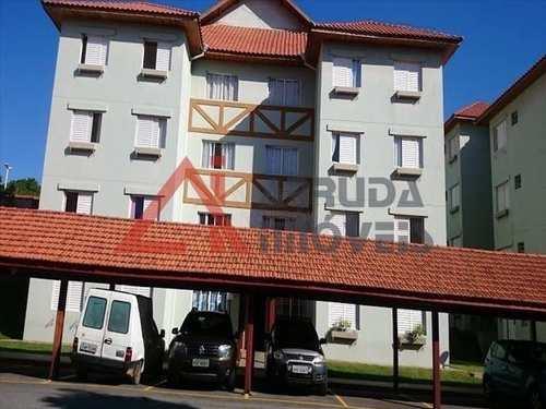 Apartamento, código 41841 em Itu, bairro Condomínio Residencial Vila Verde
