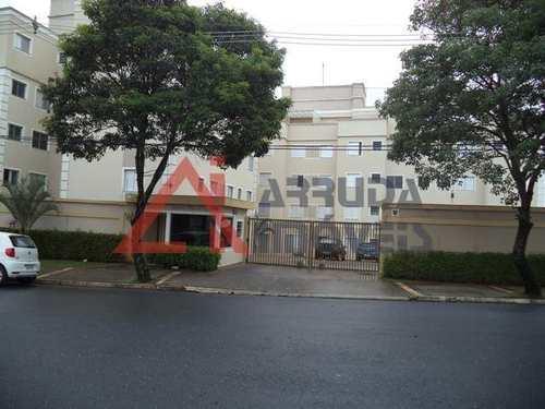 Apartamento, código 41834 em Itu, bairro Parque Residencial Presidente Médic