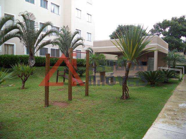 Apartamento em Itu, bairro Parque Residencial Presidente Médici