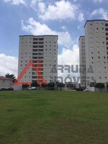 Apartamento, código 41821 em Itu, bairro Jardim Padre Bento