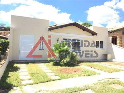 Casa de Condomínio, código 41757 em Itu, bairro Bairro Campos de Santo Antônio