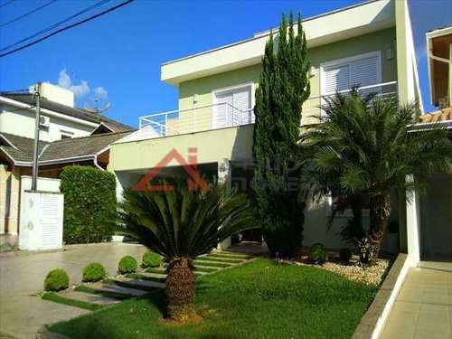 Casa de Condomínio, código 41743 em Itu, bairro Condomínio Portal de Itu