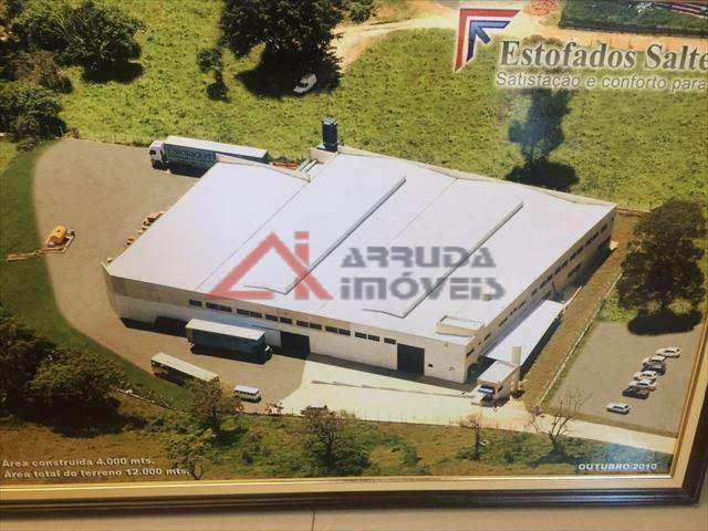 Galpão em Salto, bairro Distrito Industrial do Lageado
