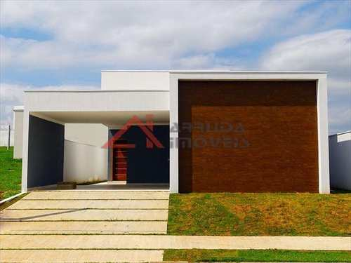 Casa de Condomínio, código 41713 em Salto, bairro Residencial Central Parque