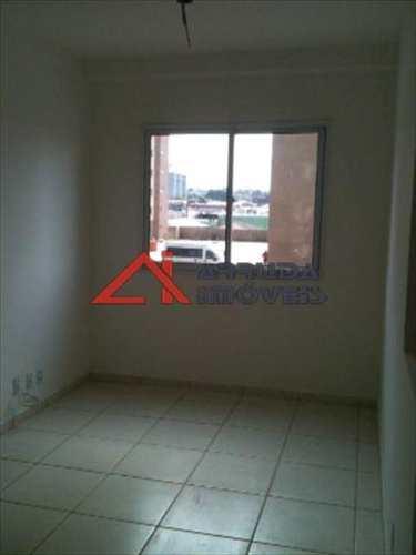 Apartamento, código 41685 em Itu, bairro Nossa Senhora Aparecida