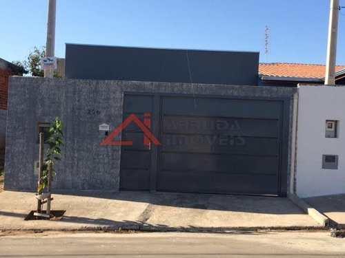 Casa, código 41668 em Salto, bairro Jardim Santa Marta III