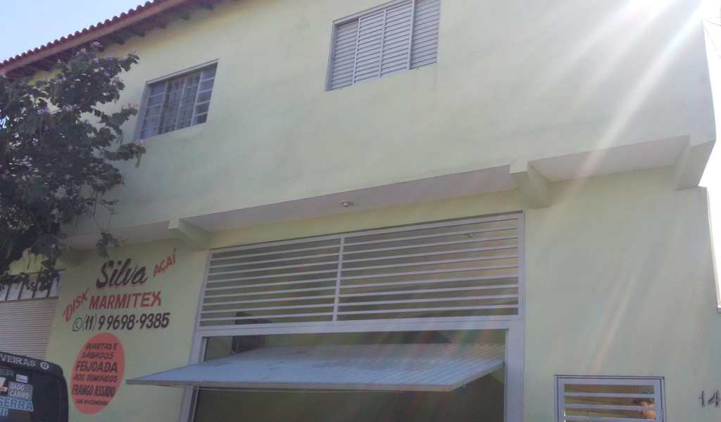 Kitnet em Itu, bairro Jardim Padre Bento