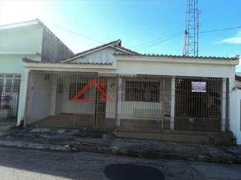 Casa, código 41523 em Itu, bairro Vila Padre Bento