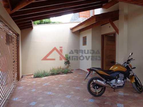 Casa, código 41521 em Itu, bairro Nossa Senhora Aparecida