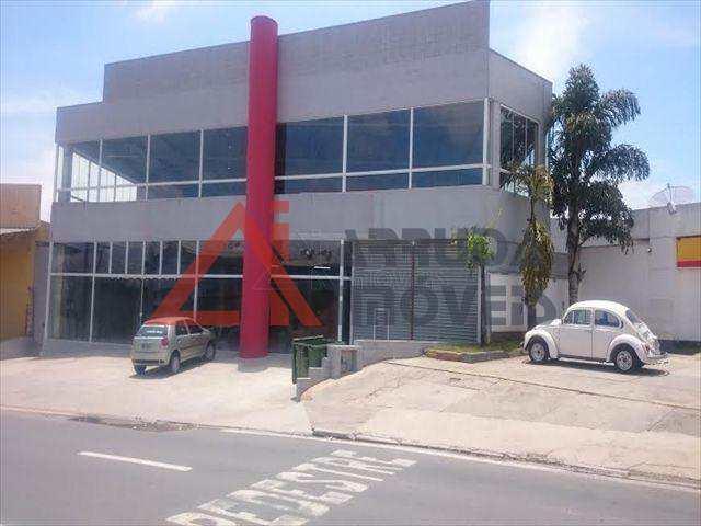 Galpão em Itu, bairro São Luiz