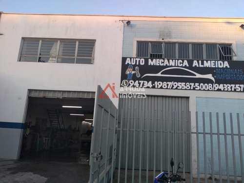Galpão, código 41388 em Itu, bairro Jardim Padre Bento