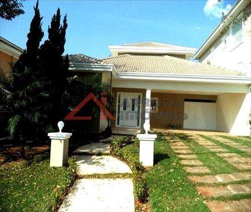 Casa de Condomínio, código 41375 em Itu, bairro Condomínio Jardim Theodora