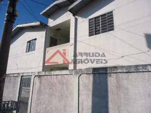 Sobrado, código 41485 em Itu, bairro Jardim Alberto Gomes