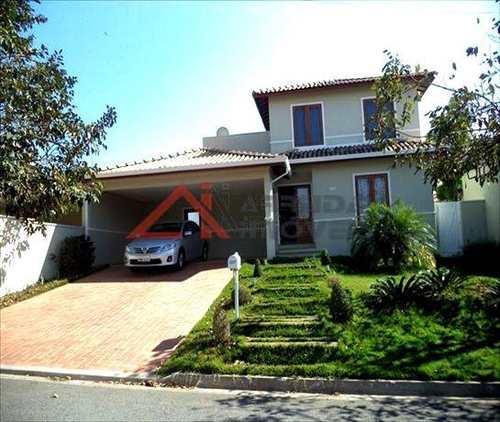 Casa de Condomínio, código 41321 em Itu, bairro Jardim Theodora