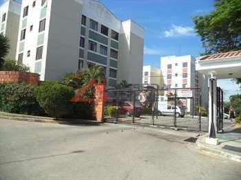 Apartamento, código 41318 em Itu, bairro Braiaia