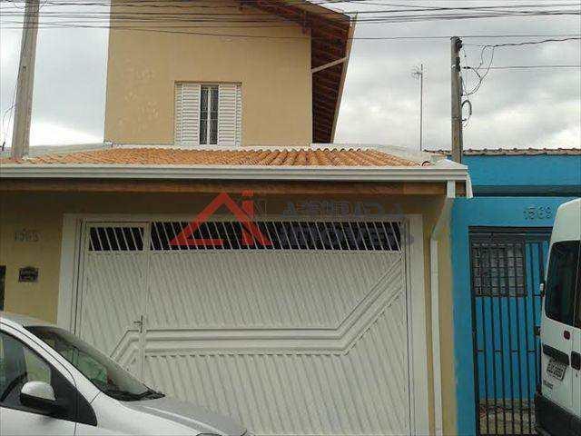 Sobrado em Salto, no bairro Jardim Santa Cruz
