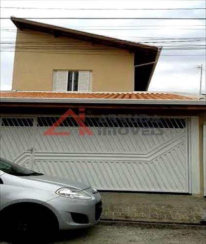 Sobrado, código 41282 em Salto, bairro Jardim Santa Cruz