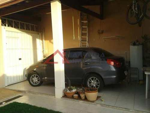 Casa de Condomínio, código 41248 em Itu, bairro Condomínio Villagios D' Italia