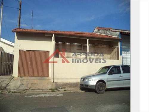 Casa, código 41237 em Itu, bairro Vila Santa Terezinha