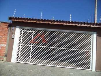 Casa, código 41173 em Itu, bairro Jardim Estância Bom Viver