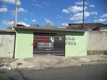Casa, código 41168 em Itu, bairro Jardim Aeroporto I