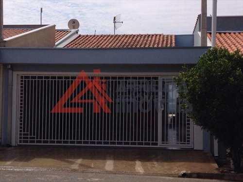 Casa, código 41162 em Itu, bairro Jardim Estância Bom Viver