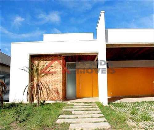 Casa de Condomínio, código 41115 em Itu, bairro Condomínio Parque Ytu Xapada