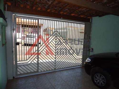 Sobrado, código 41097 em Itu, bairro Vila Ianni