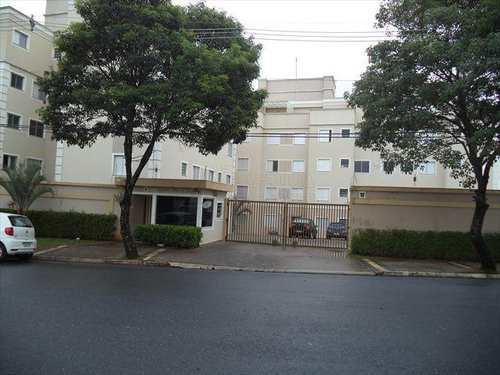 Apartamento, código 41038 em Itu, bairro Parque Residencial Presidente Médici