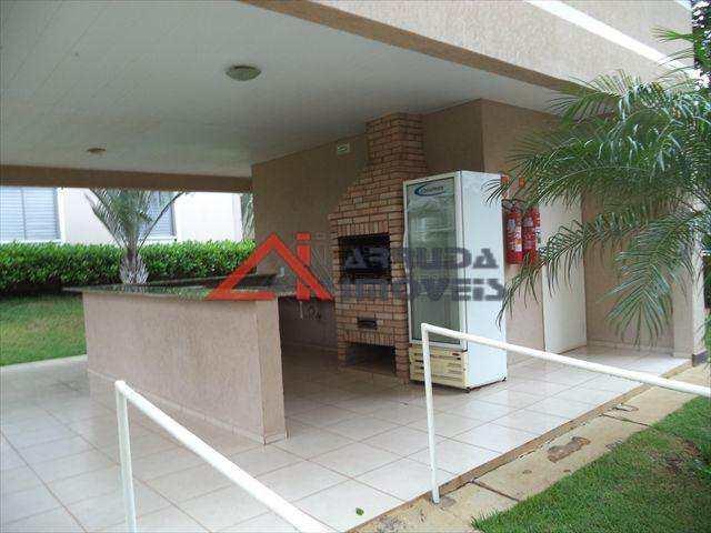 Apartamento em Itu, bairro Parque Residencial Presidente Médic