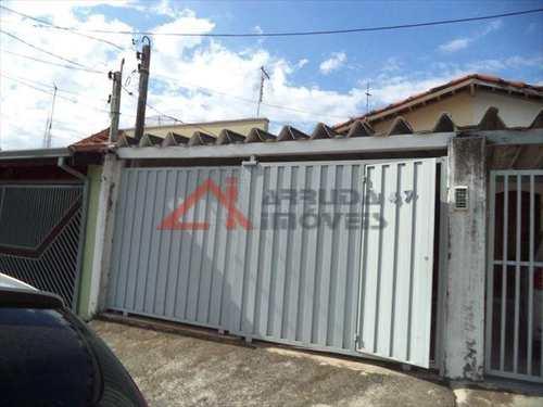Casa, código 41021 em Itu, bairro São Luiz