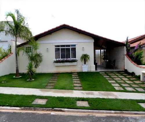 Casa de Condomínio, código 41015 em Itu, bairro Condomínio Villagios D' Italia