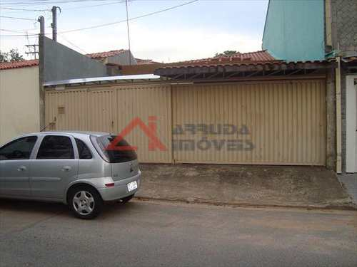 Casa, código 40946 em Itu, bairro São Luiz