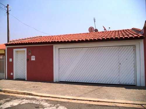 Casa, código 40880 em Itu, bairro Parque Residencial Mayard