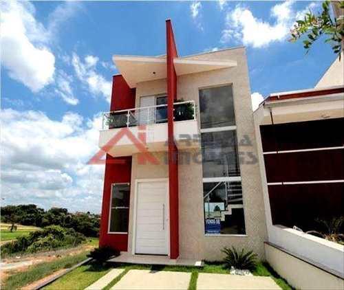 Sobrado de Condomínio, código 40856 em Sorocaba, bairro Morros