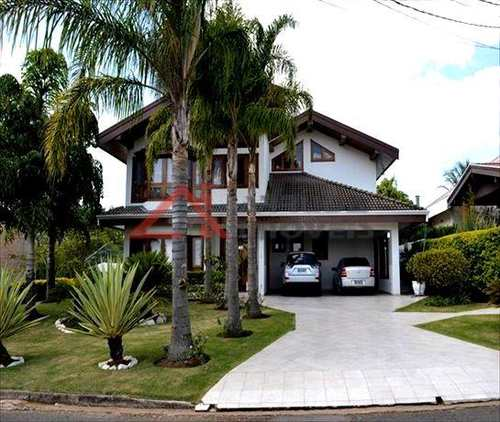 Casa de Condomínio, código 40796 em Itu, bairro Bairro Campos de Santo Antônio