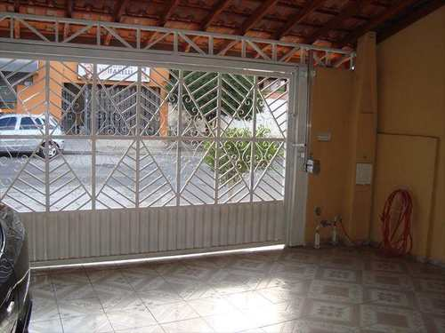 Casa, código 40709 em Itu, bairro Vila São José