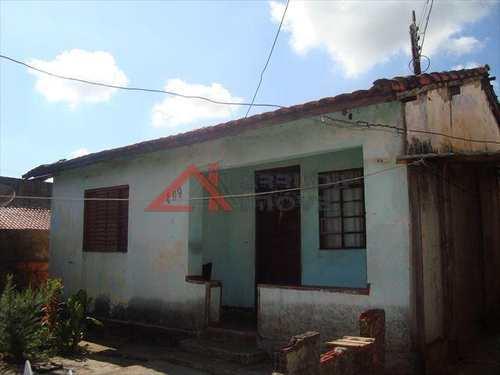 Casa, código 40602 em Itu, bairro Jardim Alberto Gomes
