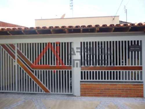 Casa, código 4274 em Itu, bairro Vila Cleto