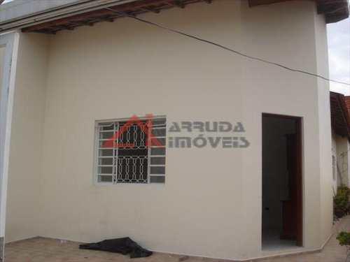 Casa, código 3523 em Itu, bairro Parque América