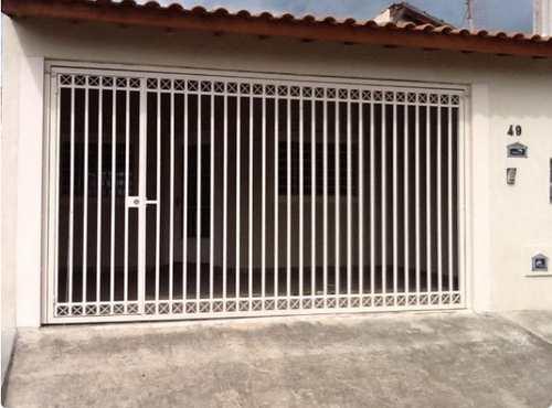 Casa, código 42021 em Itu, bairro Jardim Estância Bom Viver