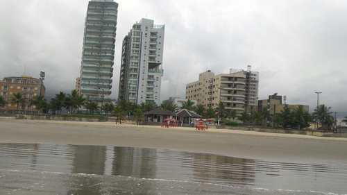 Apartamento, código 42050 em Praia Grande, bairro Edifício Afonso Ortega