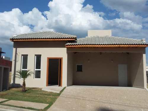 Casa de Condomínio, código 42082 em Itu, bairro Parque do Varvito